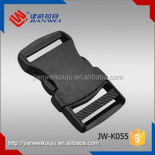 2016 Plastic luggage strap insert buckle JW-K055 bags accessories