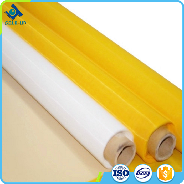 Good price fast delivery 120T polyester <strong>mesh</strong> from gold-up
