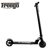 Shenzhen 2 Wheel Smart Balance Electric Scooter 2017 New Scooter Freego Kick Scooter For Sale