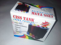 4 color ink tank pp100ml+ink