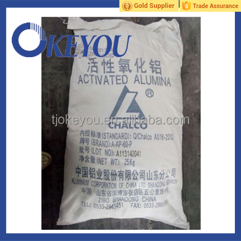 Activated Alumina ball powder A-AP-60-p price brown fused alumina