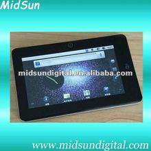 10 inch TFT touch screen freescale wifi 3G GPS bluetooth wince 7.0 android 4.0 mid tablet pc 3d game