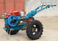 15HP 4WD walking tractor from tractor manufacturer