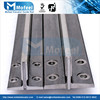 Chinese elevator machined guide rail components lifts and escalators parts