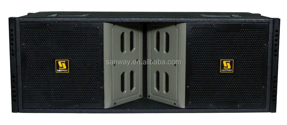 Three Way Line Array VT4888 Falante de Som de Concerto