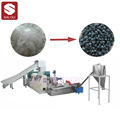 PP PE plastic pelletizing machine, competitive cost of plastic recycling machine