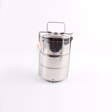 High quality Stainless Steel Tiffin Food carrier /Stainless Steel Lunch Box