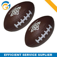 China Cheap Rugby League Pu Balls with Brand