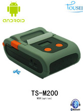 58mm mini portable bluetooth mobile thermal printer TS-M200 for Andriod mobile phone