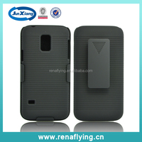 china supplier cell phone holster case for galaxy s5 mini