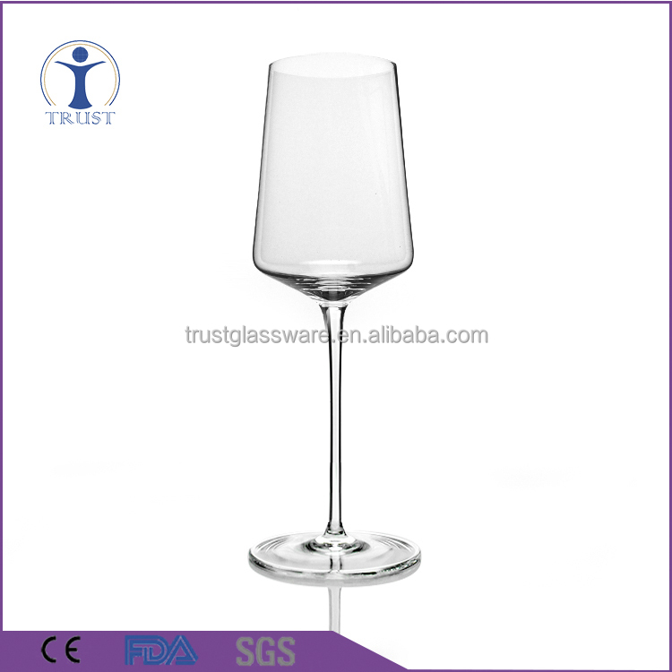 China Factory Classic Home Wedding High quality Crystal Wine Glass