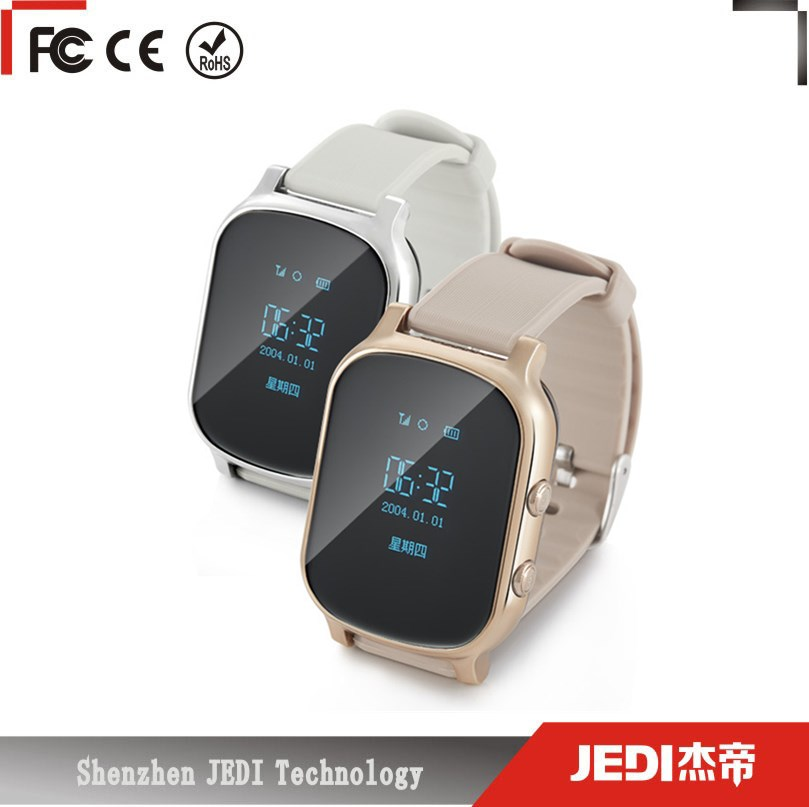 gps tracker smart watch <strong>phone</strong> for old people _C1352