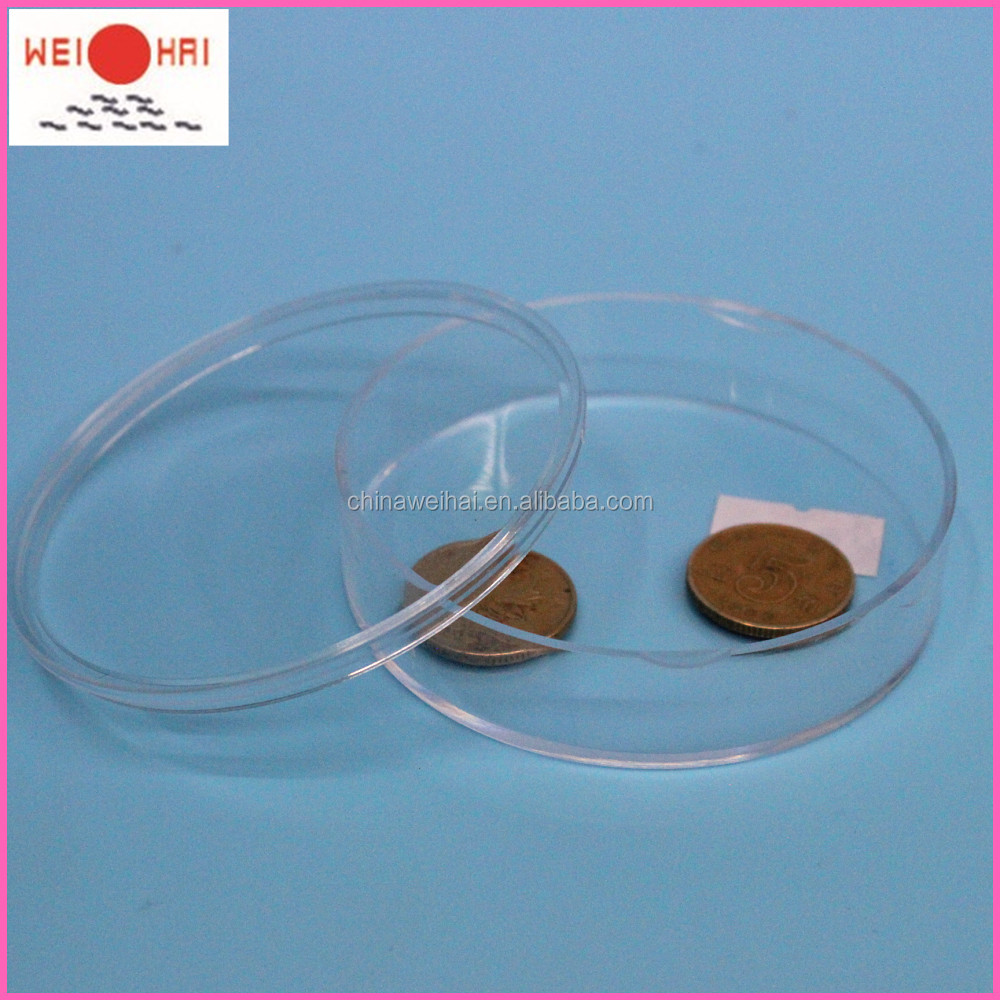 Plastic Coin Box