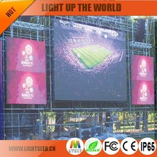 Hot Sale High Definition P4.81 P6.25 Outdoor Rental Led Display 500 x 1000 mm Price on China