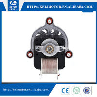 ac zero electromagnetic interference low noisy long life hair dryer fan motor