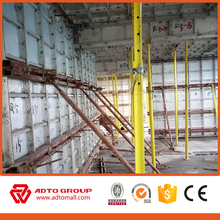 ADTO GROUP aluminium template clamps aluminium concrete forms with concrete formwork design