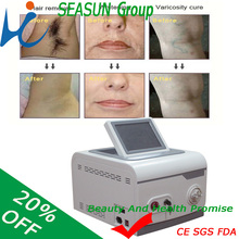Most popular beauty equipment medical save treatment time and cost 808nm lumenis diode laser hair removal machine