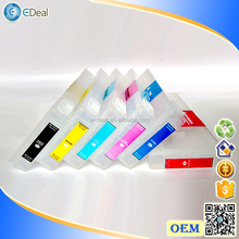 Hot sale in Alibaba 350ml refill ink cartridge for Epson 7400 9400 printer ink cartridge with chip