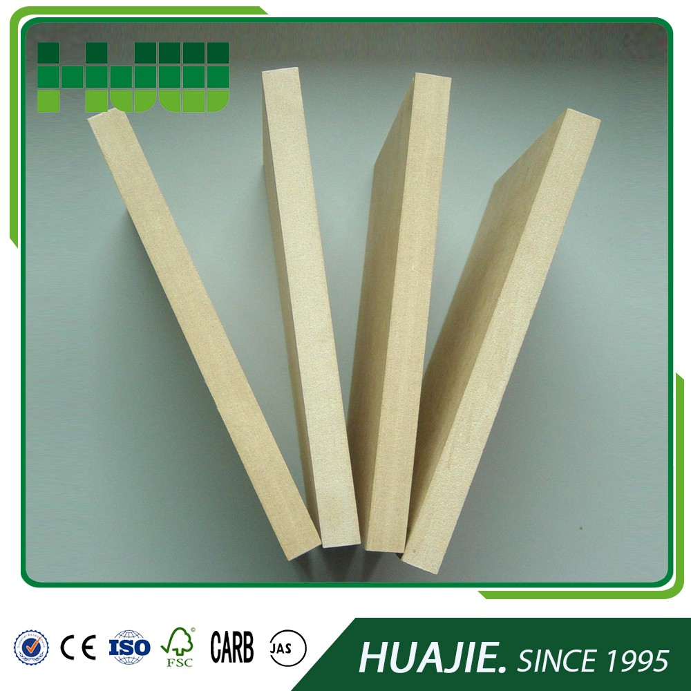 Made in china 5mm furniture used laminated mdf board