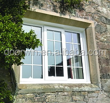 import aluminum french casement window aluminium window