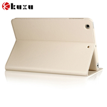 360 Rotating Tablet Case PU Leather Stand Flip Book Smart Cover For iPad Mini 1 2 3