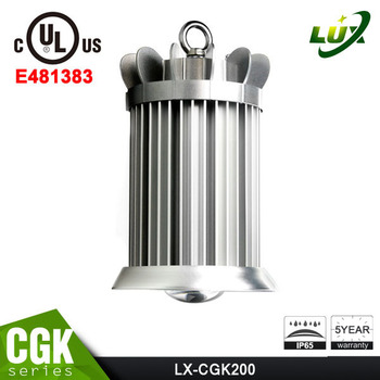 Super quality best price 200w cob led high bay light with UL CE ROHS