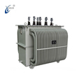 Hot sale 13.8kv 630kva oil type transformer price