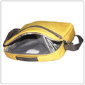 Wholesale hot selling yellow polyester waterproof durable laptop shoulder bag