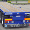 40ft Flatbed Trailer Flatbed Trailer With