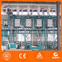 Low Price Wheat Flour Mill Plant