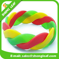 Customized Fashion Popular Silicone Bracelet For festival or party