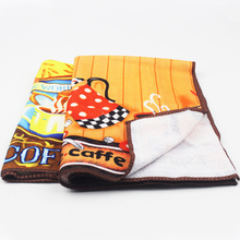 All-purpose Microfiber Cleaning Cloths Wiping Dusting Rags