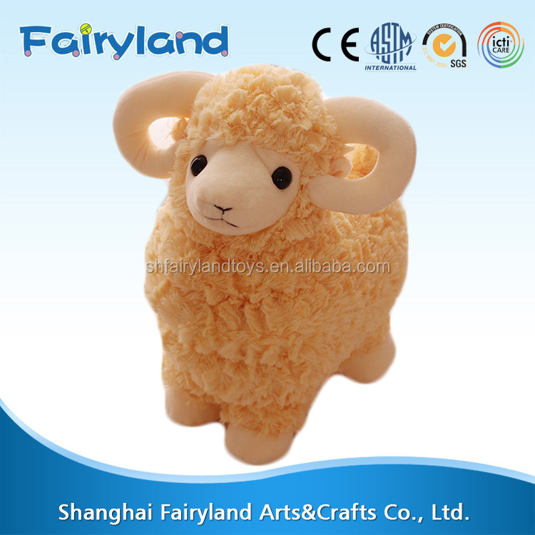 Plush toys stuffed lamb toys cute kids gifts funny toys children birthday gifts