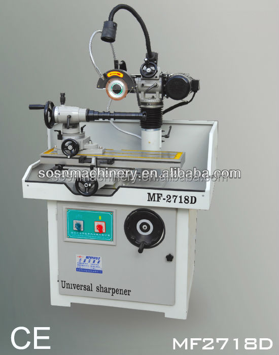 MF2718D wood working universal grinding / sharpening machine