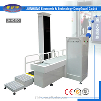 Full body scanning X-ray machine for security and medical inspection