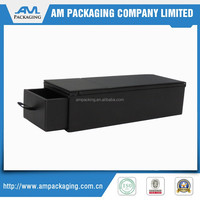 custom wig packaging drawer box for hair extension wholesale
