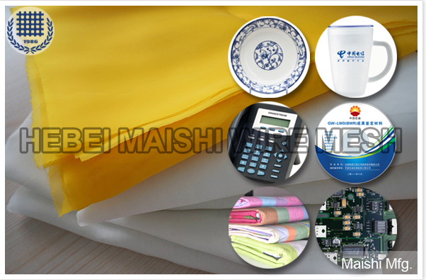 Polyester Bolting Cloth For Textile Printing
