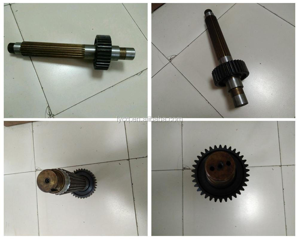 YTO,JIANGONG,LUOYANG LSS214 road roller gearbox parts /gearbox spare parts