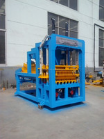 Tianyuan 4-20 libya construction projects qtj4-18 cement block machine