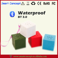 500mah Cubic Building Block New Bluetooth Speaker With 3.0 Version Sound
