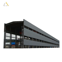 Structure Steel Fabrication Building For Prefab Warehouse