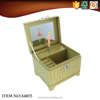 Special Paper Gift Jewelery Music Boxes