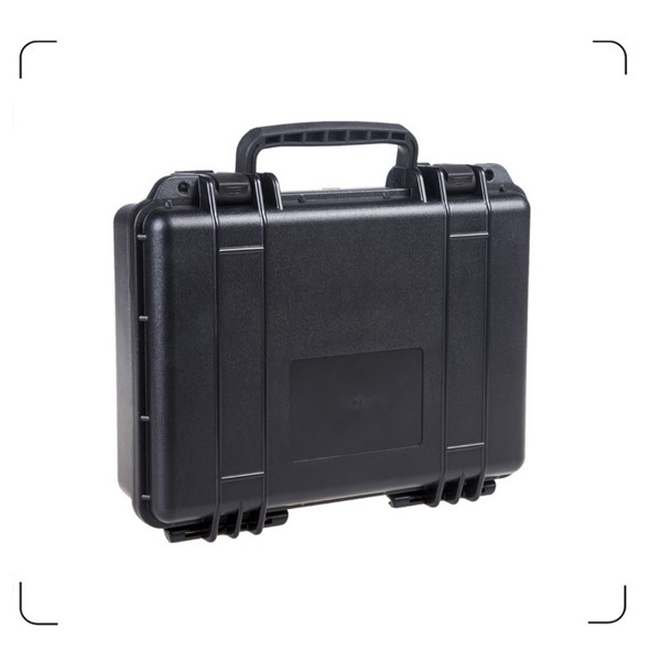 IP67 Waterproof Heavy Duty Hard Plastic Injection molded Equipment tool Instrument Carrying Case