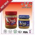 Chinese superior cheap creamy canned peanut butter various size
