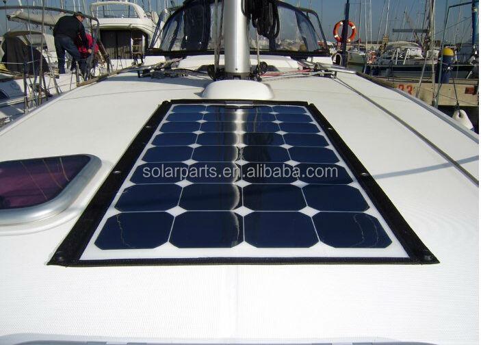 180 w marin solaire flexible panneau solaire panneau fabricants en chine pour la maison bateau. Black Bedroom Furniture Sets. Home Design Ideas