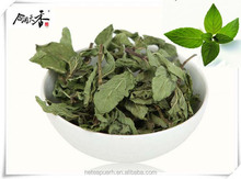 Slim fit Green Organic Dried Mint Leaves Loose weight Herbal Tea Peppermint Tea bags in sachet bag
