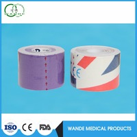 Sweat Proof Colorful High Adhesive Breathable