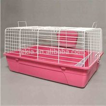 Plastic Home Sweet Home Small Pet Cage, Large,Rabbit cage