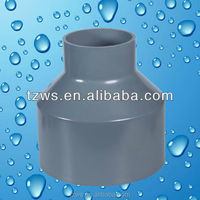 Adjustable pvc female reducing coupling for water drink tubes