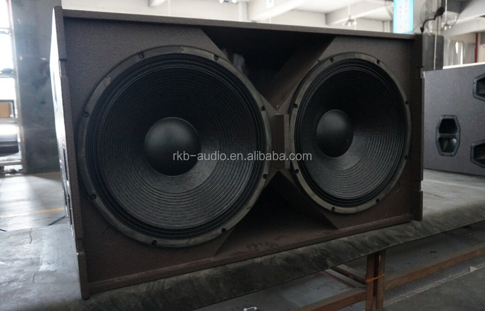 "21 INCH SUBWOOFER 3 x 21"" Bass Speaker Triple 21 inches woofer"